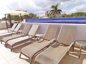 Izcalli Luxury Villa, Vily  Playa del Carmen - big - 13