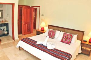 Izcalli Luxury Villa, Villen  Playa del Carmen - big - 16
