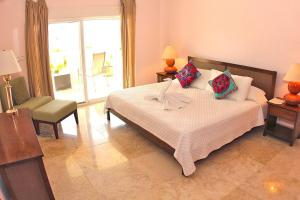 Izcalli Luxury Villa, Vily  Playa del Carmen - big - 17