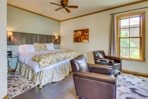 Wine Country Cottages on Main, Дома для отпуска  Fredericksburg - big - 33