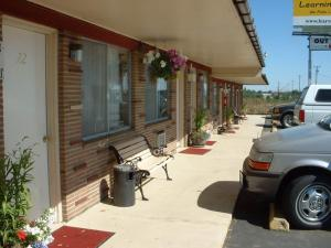 Out West Motel, Motelek  Milton-Freewater - big - 1