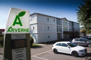 obrázek - Brit Hotel Essentiel Arverne - Clermont-Ferrand Sud