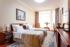 Астана - Alanda Hotel