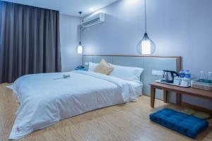 Yang Cheng Zhi Xing Business Hotel Yang Cheng Hu Hua Yi Ying Cheng Branch, Hotely  Suzhou - big - 2
