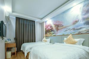 Yang Cheng Zhi Xing Business Hotel Yang Cheng Hu Hua Yi Ying Cheng Branch, Hotely  Suzhou - big - 8