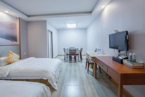 Yang Cheng Zhi Xing Business Hotel Yang Cheng Hu Hua Yi Ying Cheng Branch, Hotely  Suzhou - big - 10