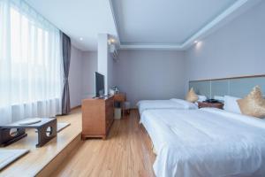 Yang Cheng Zhi Xing Business Hotel Yang Cheng Hu Hua Yi Ying Cheng Branch, Hotely  Suzhou - big - 12