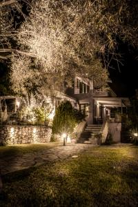 Villa Rosebud, Виллы  Никиана - big - 6