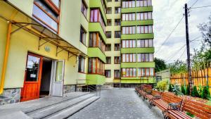 Apartment - Bandery Street, Apartmanok  Truszkavec - big - 20