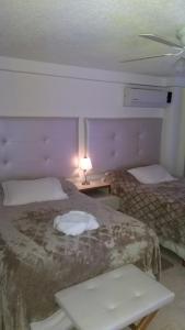 Penthouse Villa Marlin, Apartmány  Cancún - big - 42