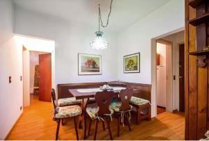 Apartamento Megeve, Ferienwohnungen  Campos do Jordão - big - 14