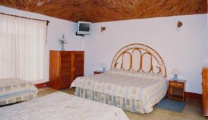 Quinta Cobos, Privatzimmer  Tequisquiapan - big - 23