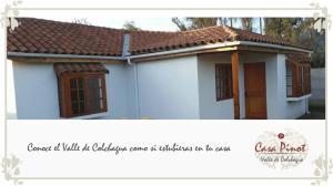 Casa Pinot, Ferienhäuser  Santa Cruz - big - 14