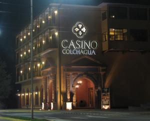 Casa Pinot, Ferienhäuser  Santa Cruz - big - 17