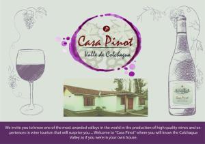 Casa Pinot, Prázdninové domy  Santa Cruz - big - 15