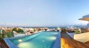 Skyline 203, Apartments  Playa del Carmen - big - 4