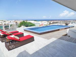 Skyline 203, Apartments  Playa del Carmen - big - 1