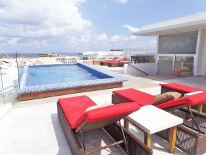 Skyline 203, Apartments  Playa del Carmen - big - 8