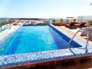 Skyline 204, Apartments  Playa del Carmen - big - 8