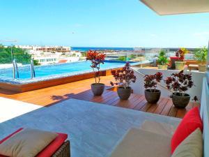 Skyline 204, Apartments  Playa del Carmen - big - 10