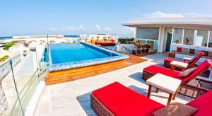 Skyline 204, Apartments  Playa del Carmen - big - 18