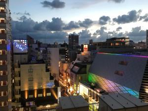 Nico's Guesthouse, Appartamenti  Fukuoka - big - 17