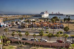 Hotel Villa Marina, Hotely  Ensenada - big - 6