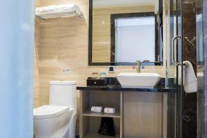 Guangzhou Rong Jin Hotel, Hotely  Kanton - big - 10