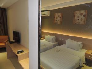 Dela Chambre Hotel, Szállodák  Manila - big - 30