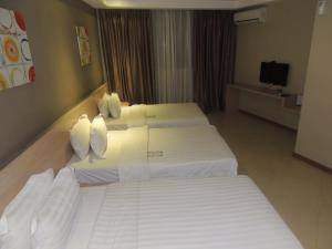 Dela Chambre Hotel, Szállodák  Manila - big - 21