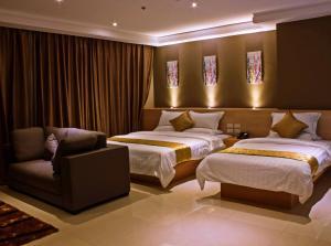 Dela Chambre Hotel, Szállodák  Manila - big - 16