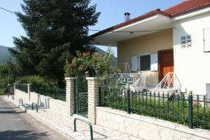 Luxurious villa near Kalavryta ski resort