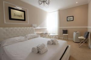 Signoria Suite Apt. 2, Apartments  Florence - big - 16