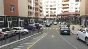All Season Apartment, Ferienwohnungen  Baku - big - 20