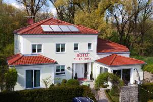 Hotel Villa Rosa, Hotels  Allershausen - big - 44