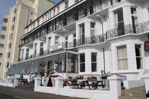 Истбурн - Glastonbury Hotel