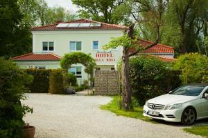 Hotel Villa Rosa, Hotels  Allershausen - big - 65