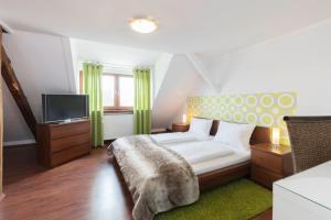 Hotel Villa Rosa, Hotels  Allershausen - big - 13