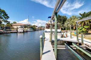 Executive Canal Home and Dock, Дома для отпуска  Gulf Breeze - big - 37