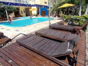 Areias Brancas Turis Hotel, Hotels  Arroio do Sal - big - 15