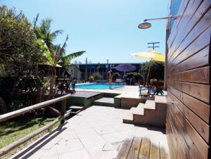Areias Brancas Turis Hotel, Hotels  Arroio do Sal - big - 14