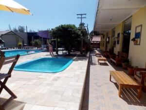 Areias Brancas Turis Hotel, Hotels  Arroio do Sal - big - 11