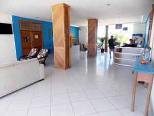Areias Brancas Turis Hotel, Hotels  Arroio do Sal - big - 10