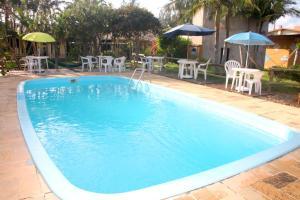 Areias Brancas Turis Hotel, Hotels  Arroio do Sal - big - 20