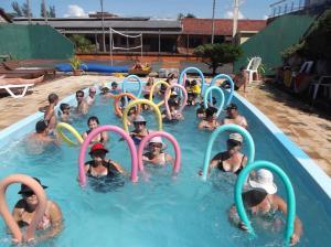 Areias Brancas Turis Hotel, Hotels  Arroio do Sal - big - 22