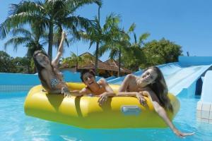 Areias Brancas Turis Hotel, Hotels  Arroio do Sal - big - 5