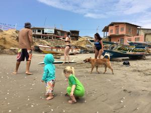 Hostal Puerto Engabao Surf Shelter, Hostely  Engabao - big - 31