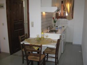 Vlychada Apartments, Apartmány  Hersonissos - big - 12