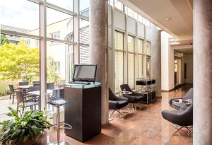 BEST WESTERN PLUS Steubenhof Hotel, Hotely  Mannheim - big - 23