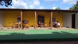 Pousada Solar da Paz, Vendégházak  Tibau do Sul - big - 15